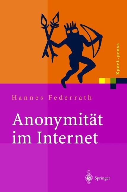 Anonymität im Internet als Buch