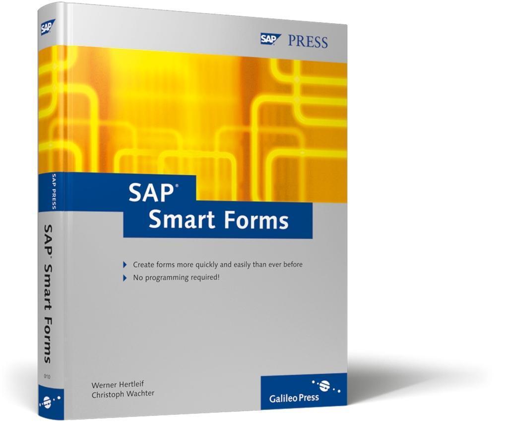 SAP Smart Forms als Buch