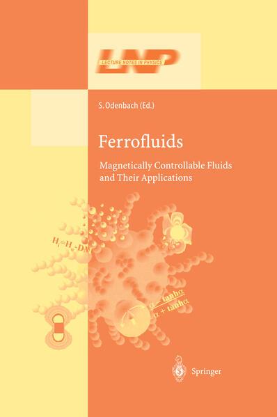 Ferrofluids als Buch