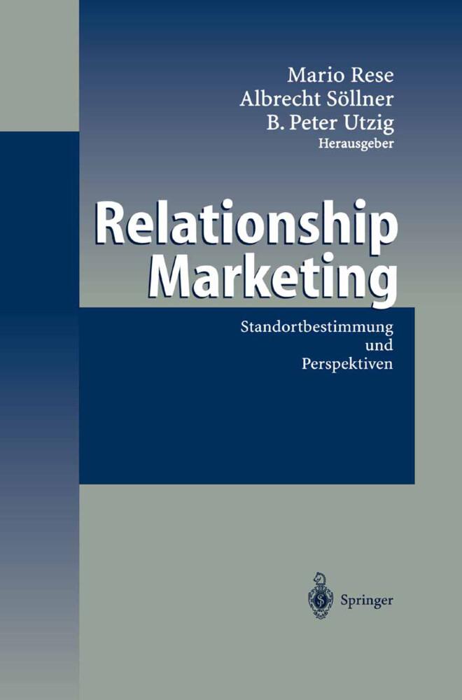 Relationship Marketing als Buch