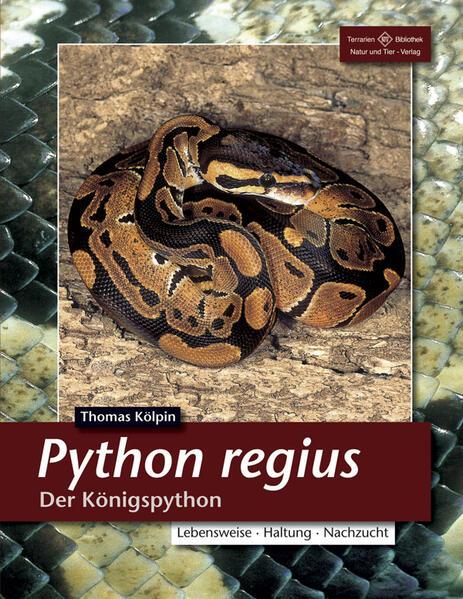 Python Regius. Der Königspython als Buch
