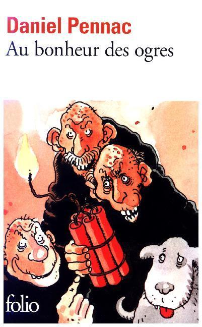 Au Bonheur Des Ogres als Taschenbuch