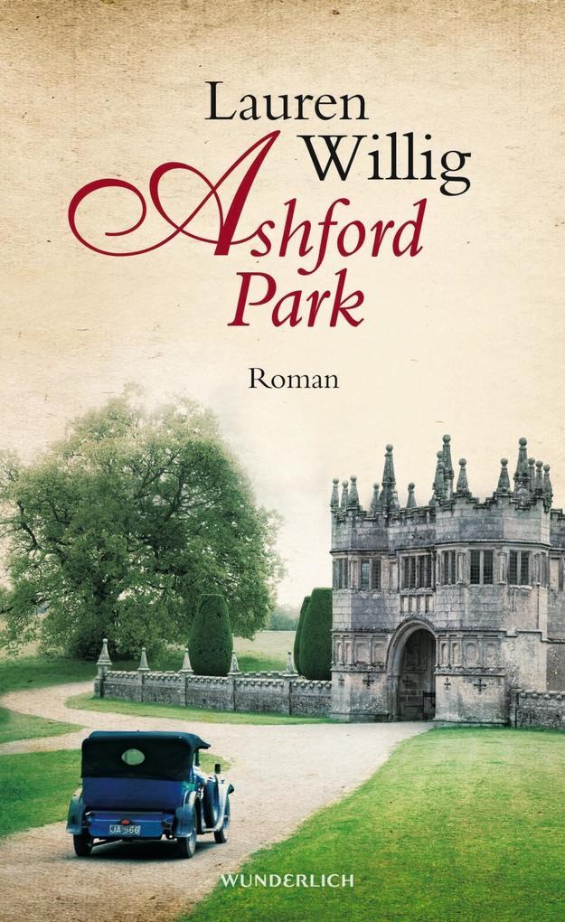 Ashford Park als Buch