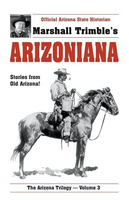 Arizoniana: Stories from Old Arizona! als Taschenbuch