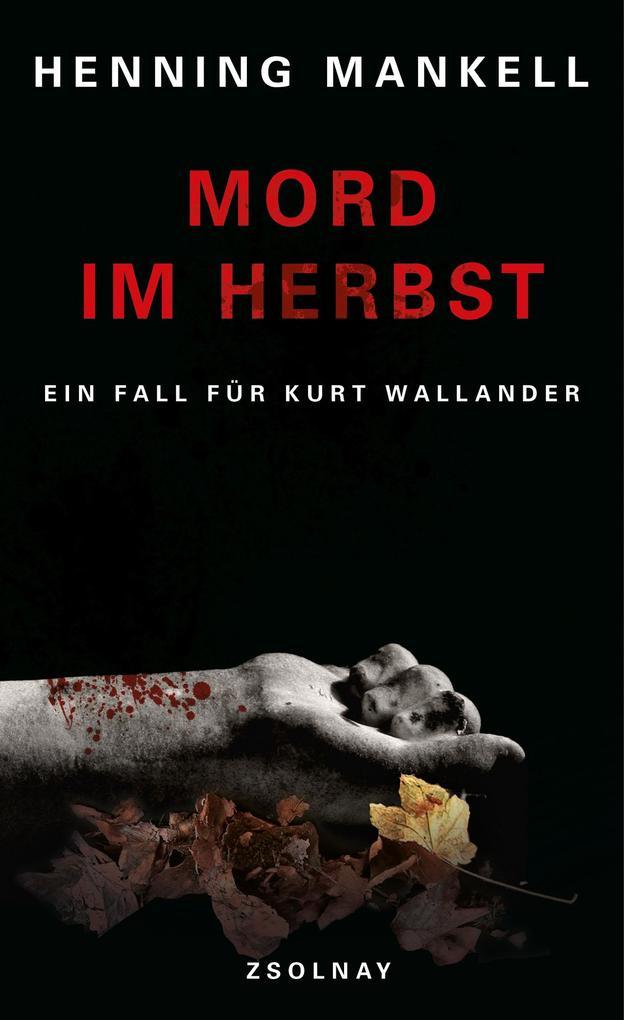 Mord im Herbst als Buch von Henning Mankell