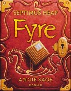 Septimus Heap - Fyre als Buch von Angie Sage