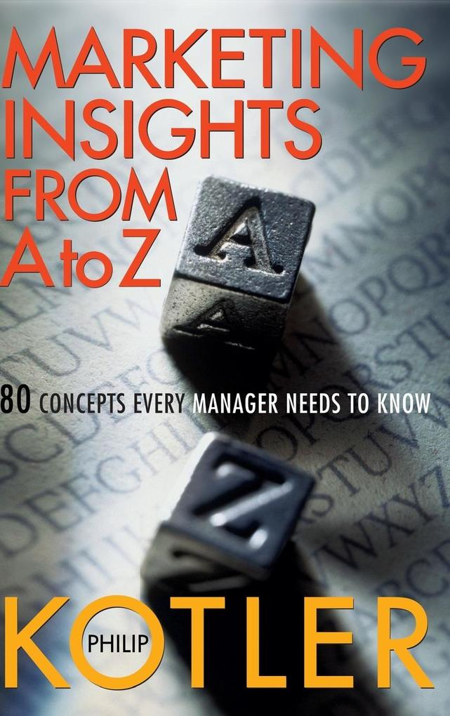Marketing Insights from A to Z als Buch