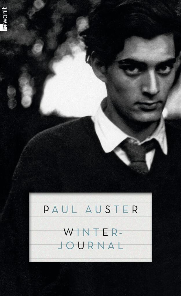 Winterjournal als Buch