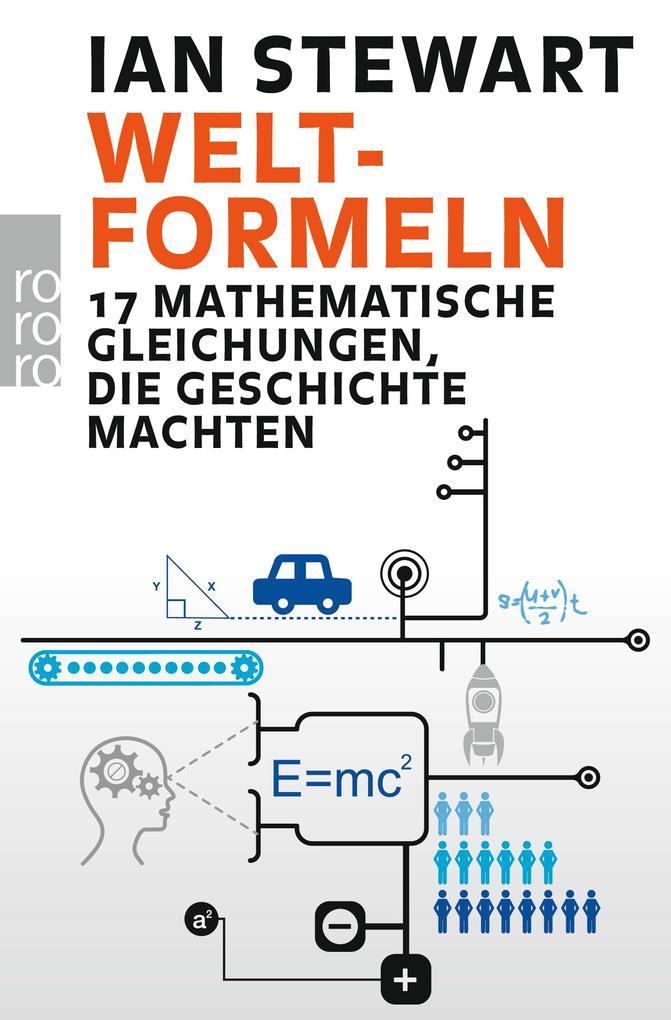 Welt-Formeln als Taschenbuch