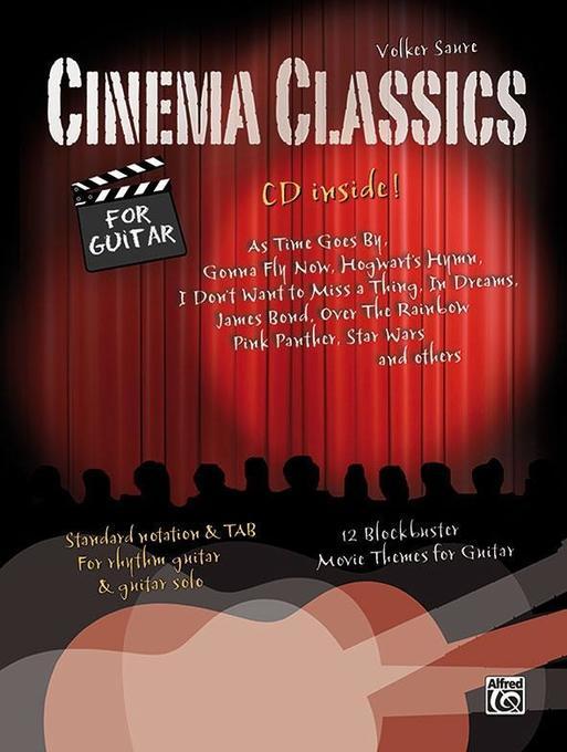 Cinema Classics for Guitar