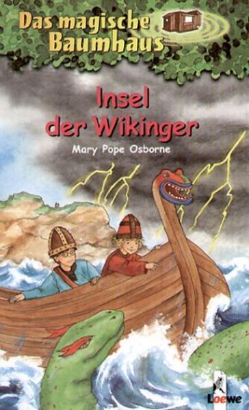 Das magische Baumhaus 15. Insel der Wikinger als Buch