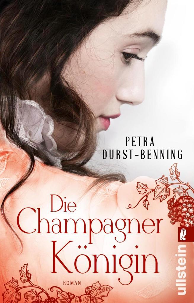 Die Champagnerkönigin als eBook