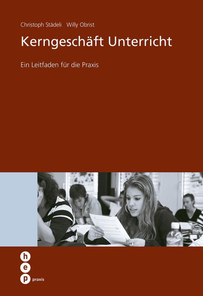 Kerngeschäft Unterricht als eBook