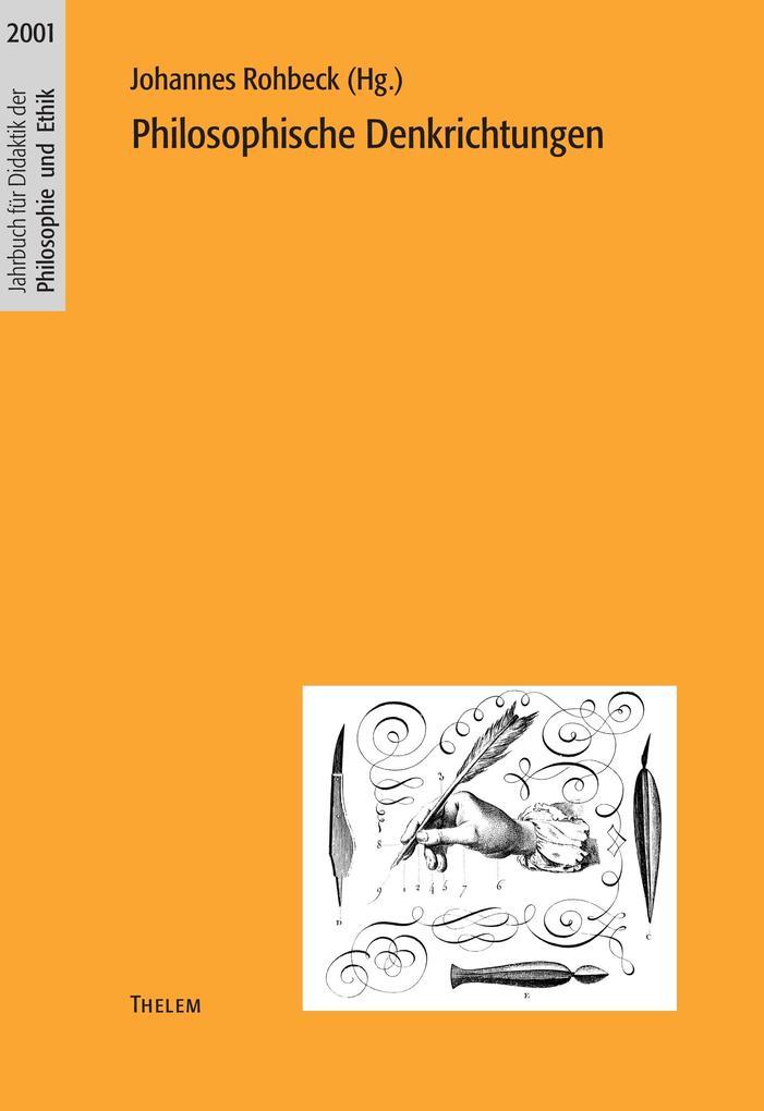 Philosophische Denkrichtung als Buch
