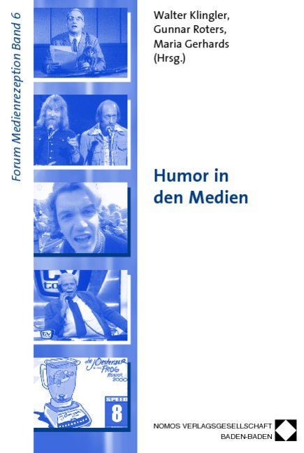 Humor in den Medien als Buch