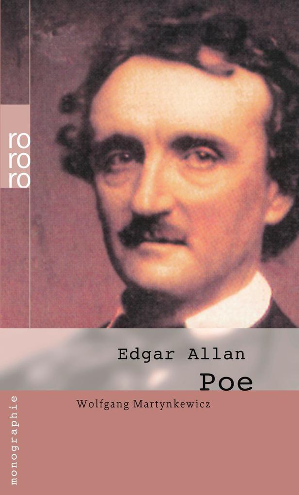 Edgar Allan Poe als Taschenbuch