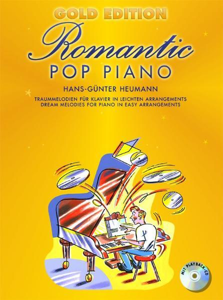 Romantic Pop Piano. Gold Edition als Buch