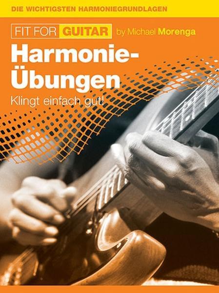 Fit For Guitar - Harmonie-Übungen als Buch