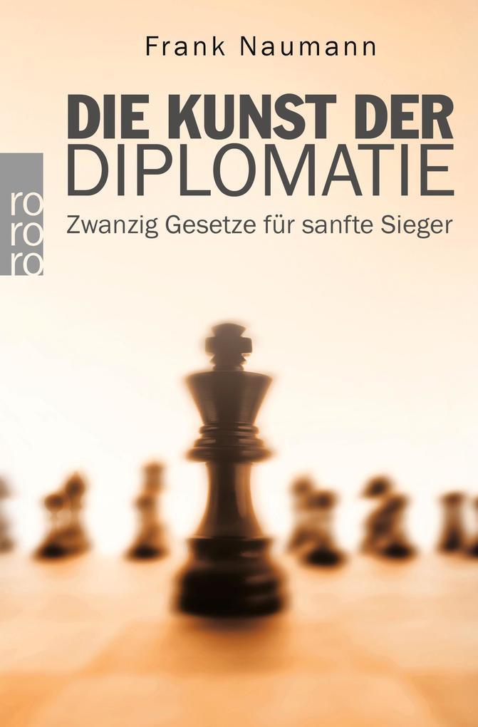 Die Kunst der Diplomatie als Taschenbuch