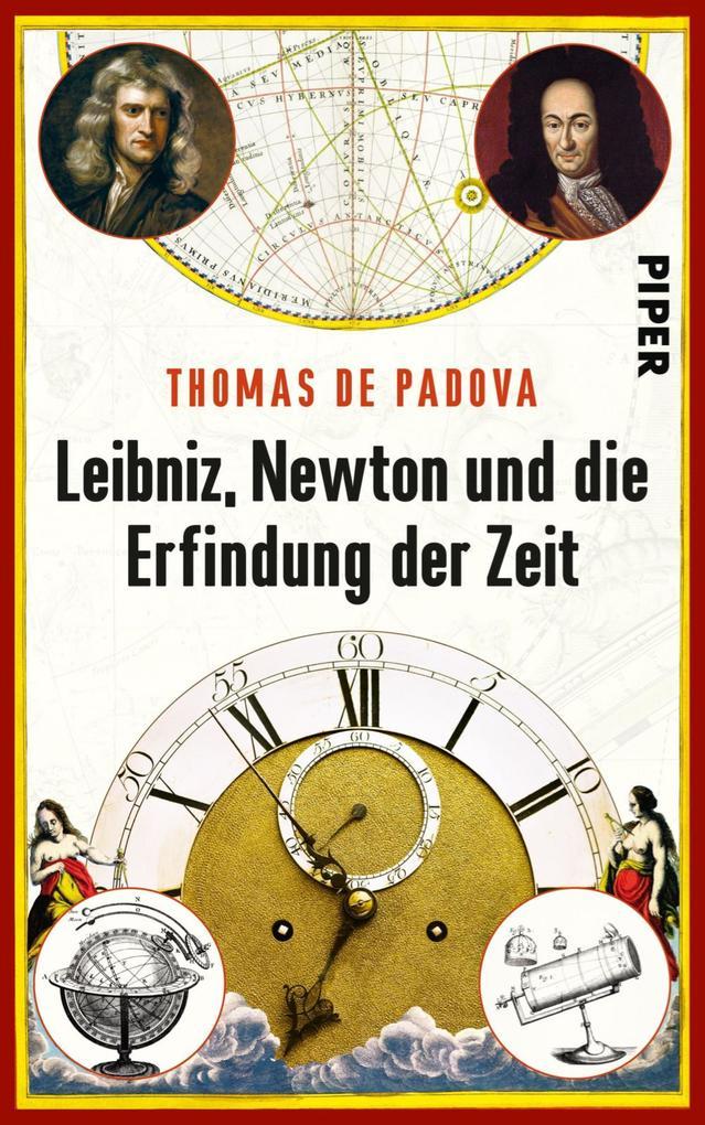 Leibniz, Newton und die Erfindung der Zeit als eBook epub