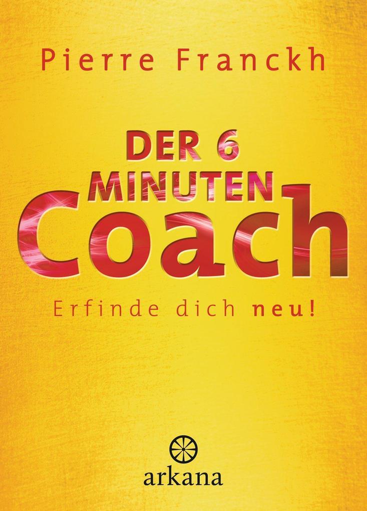Der 6-Minuten-Coach als eBook epub