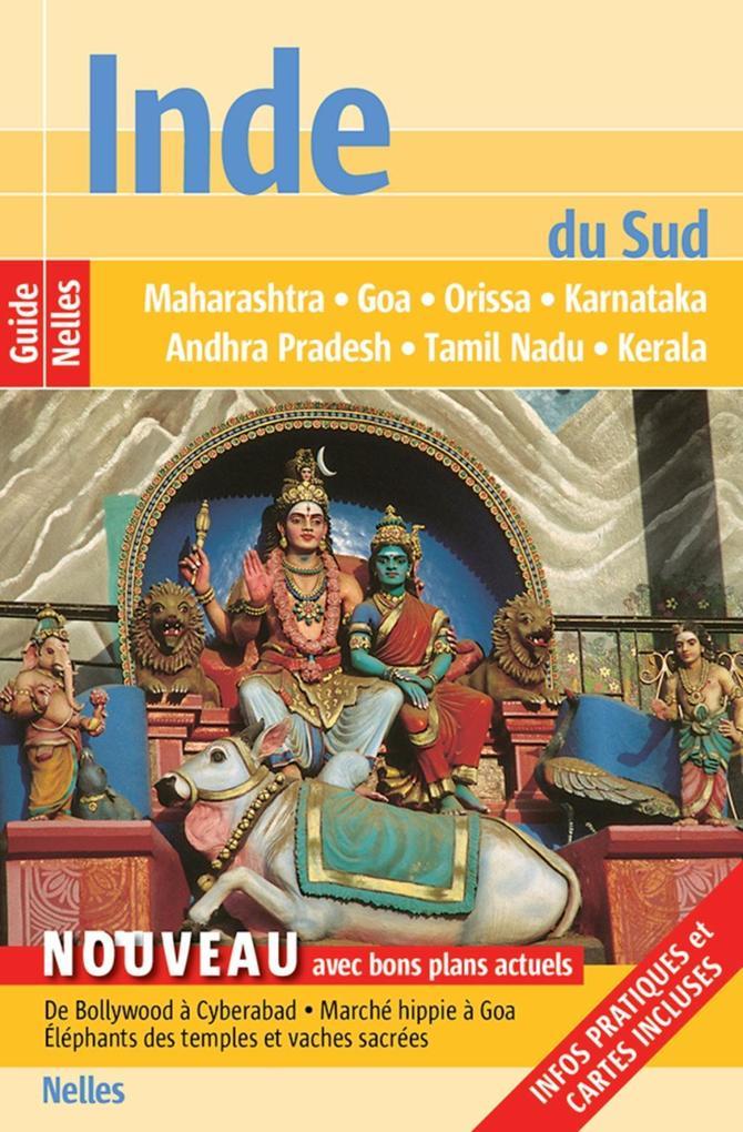Guide Nelles Inde du Sud als eBook von Nelles V...