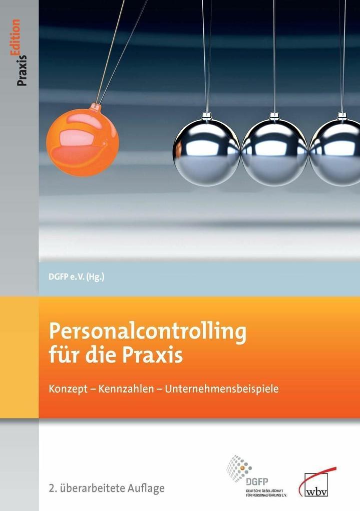 Personalcontrolling für die Praxis als eBook