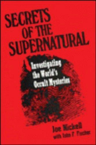 Secrets of the Supernatural als Taschenbuch