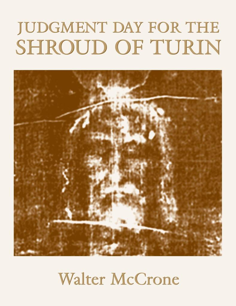 Judgment Day for the Shroud of Turin als Buch