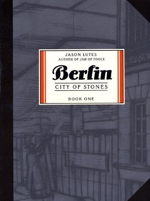 Berlin Book One: City of Stones als Taschenbuch