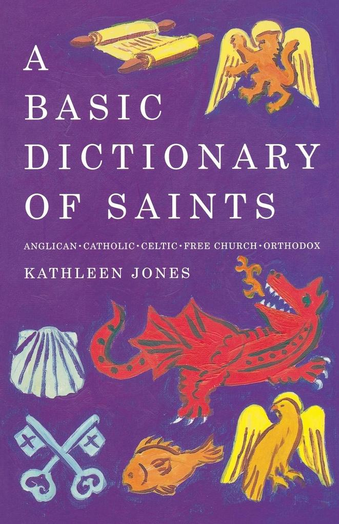 Basic Dictionary of Saints als Taschenbuch