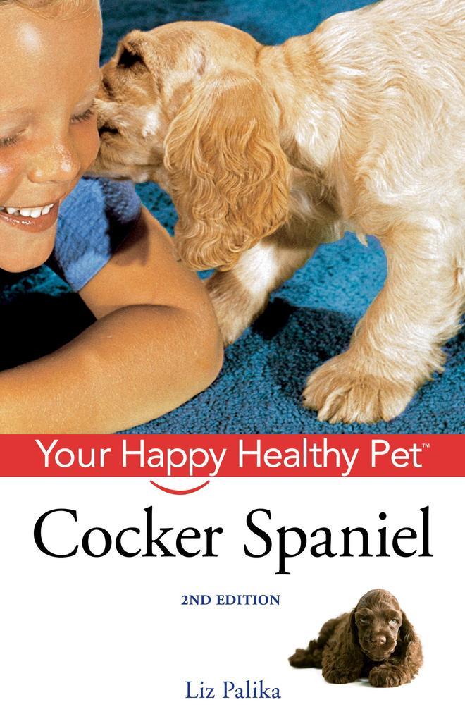 Cocker Spaniel als eBook von Liz Palika