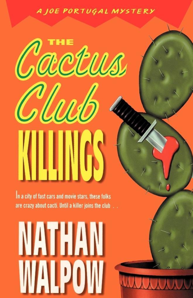 The Cactus Club Killings als Taschenbuch