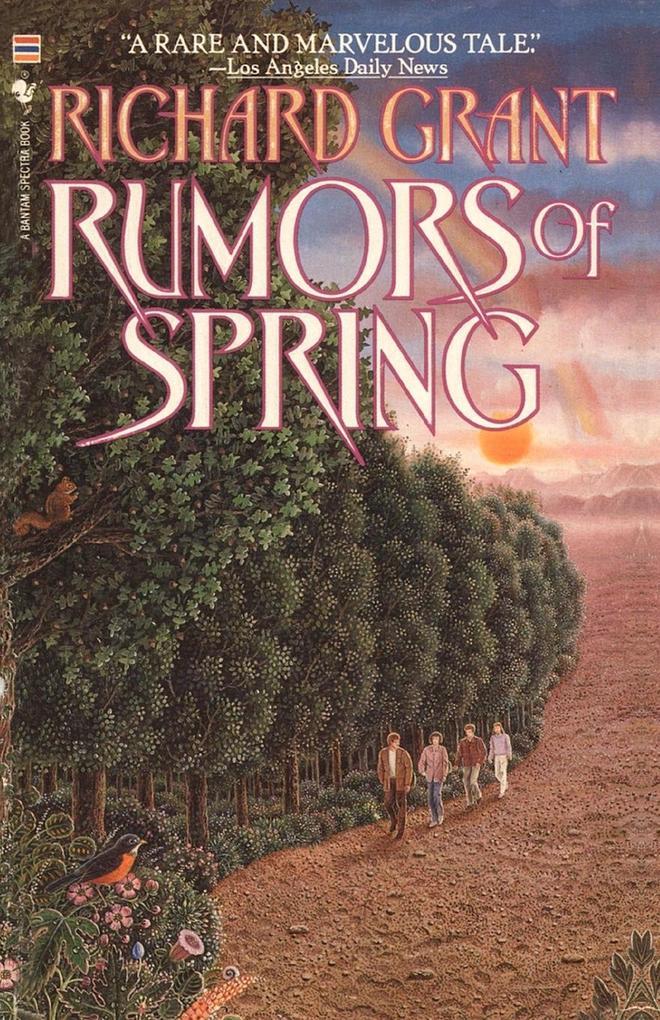 Rumors of Spring als Taschenbuch