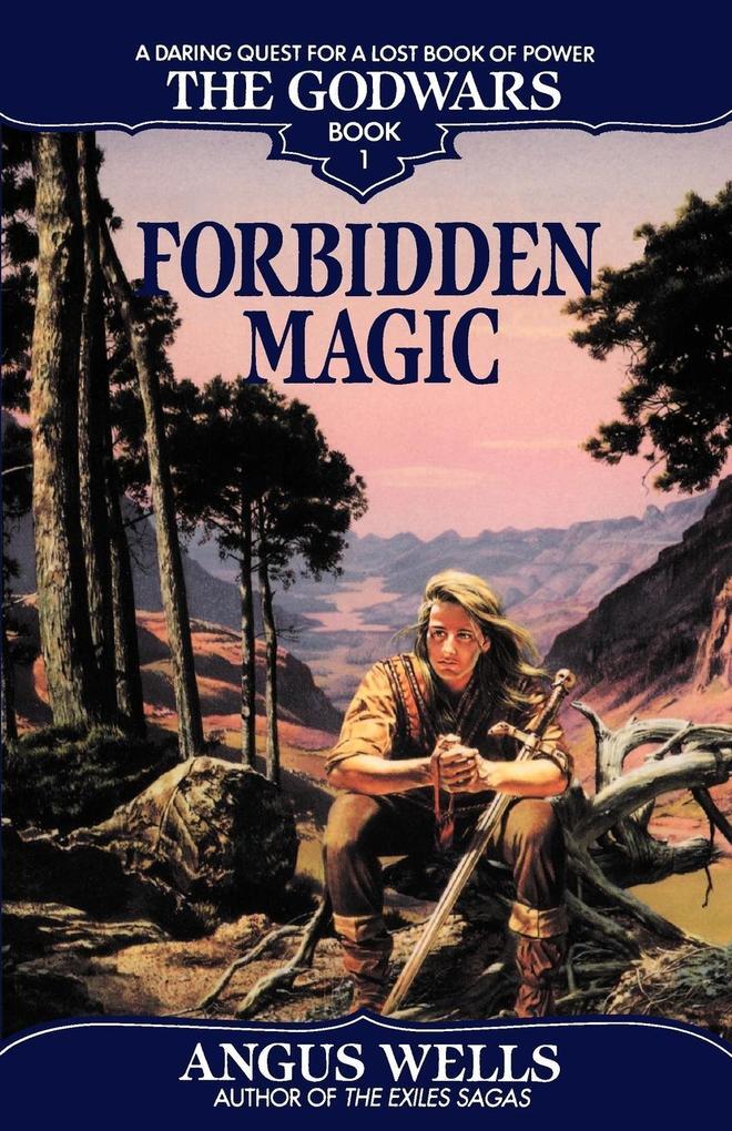 Forbidden Magic als Taschenbuch