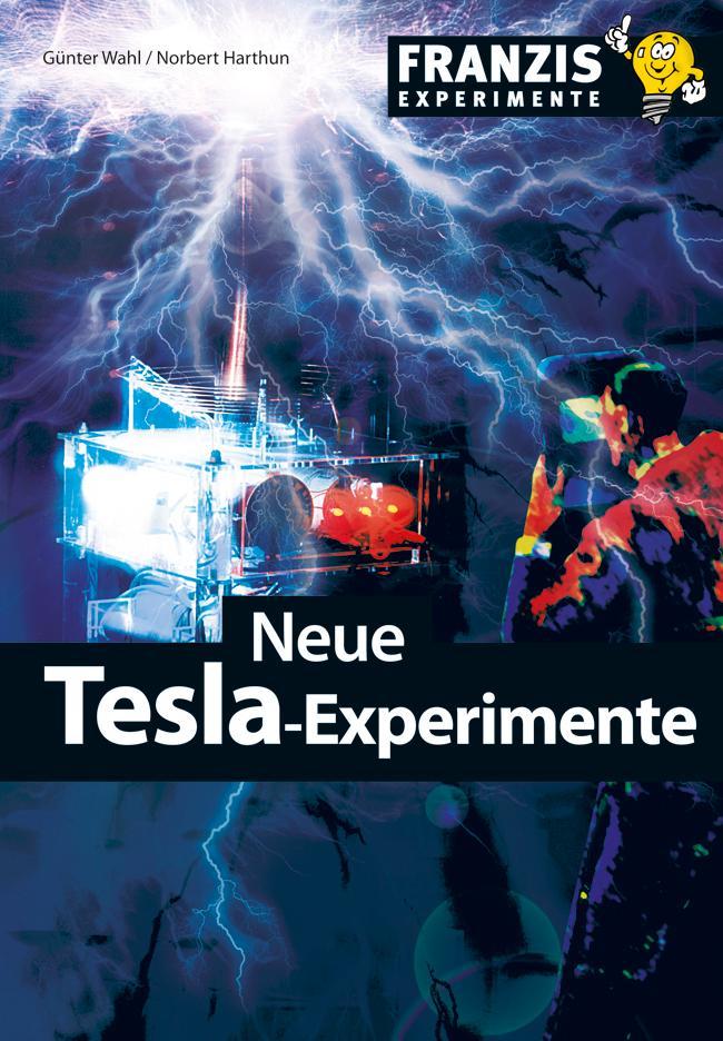 Neue Tesla-Experimente als eBook