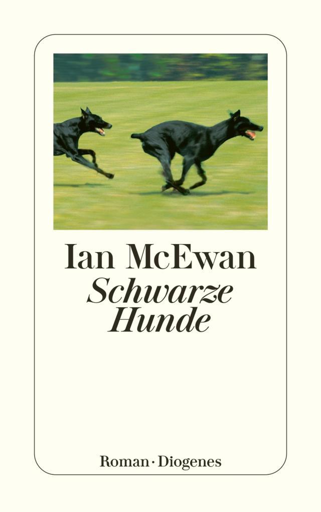 Schwarze Hunde als eBook