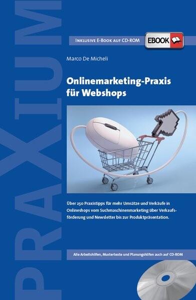 Onlinemarketing-Praxis für Webshops als Buch