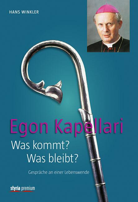 Egon Kapellari als Buch