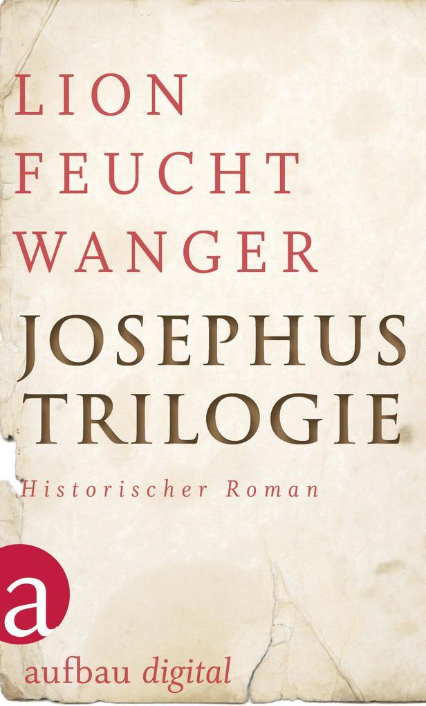 Josephus-Trilogie als eBook