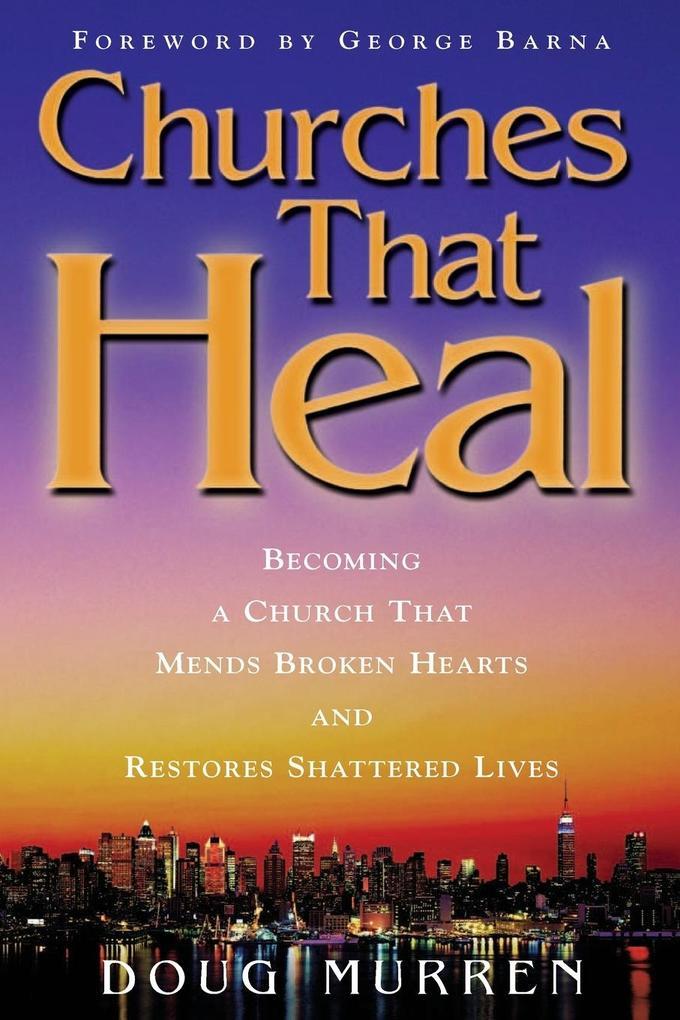 Churches That Heal als Taschenbuch
