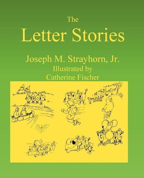 The Letter Stories als Taschenbuch