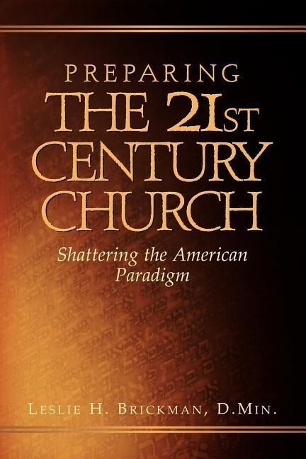 Preparing the 21st Century Church als Taschenbuch