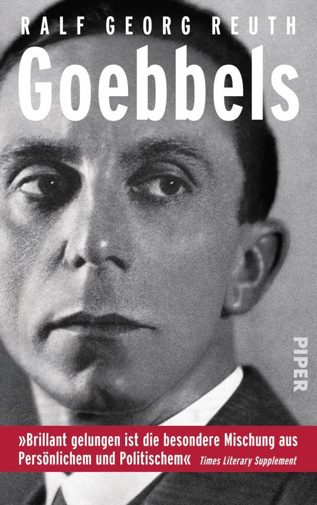 Goebbels als eBook epub