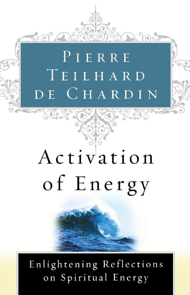 Activation of Energy als Taschenbuch