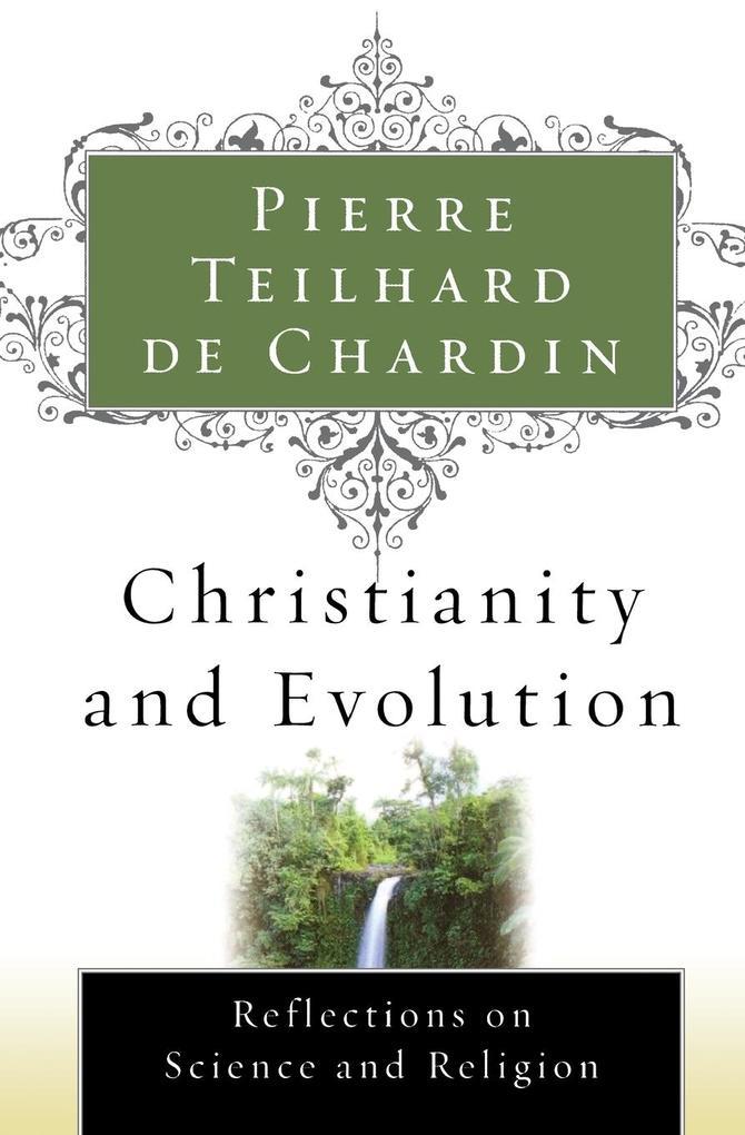 Christianity and Evolution als Taschenbuch