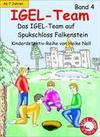 IGEL-Team 4, Das IGEL-Team auf Spukschloss Falkenstein
