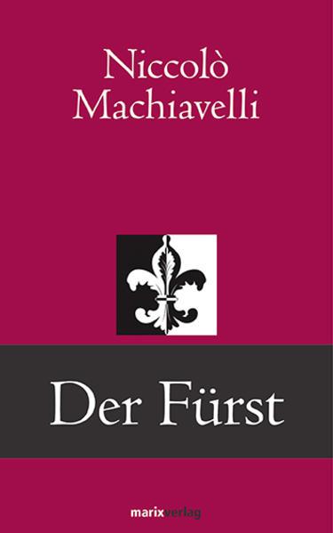 Der Fürst als Buch