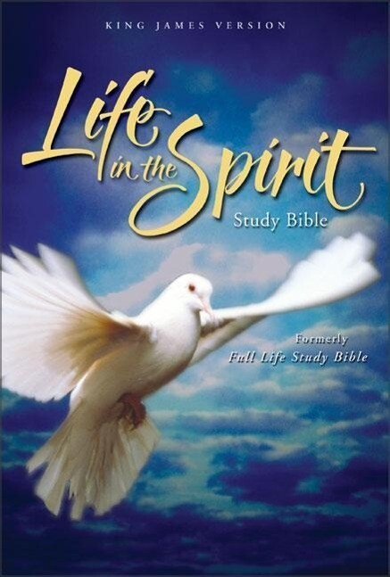 Life in the Spirit Study Bible-KJV als Buch