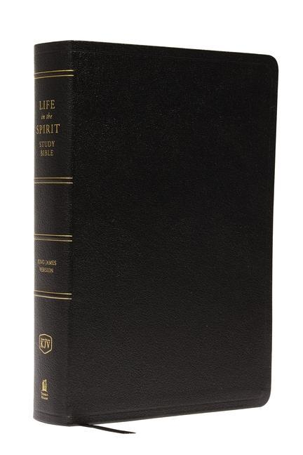 Life in the Spirit Study Bible-KJV als Buch